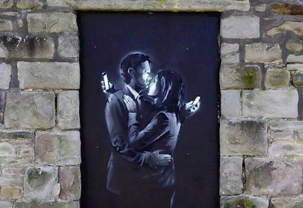 Connecting People. Banksy